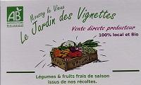 """Véronique """"Le jardin des Vignettes"""" une maraîchère à Moussy le Vieux !"""